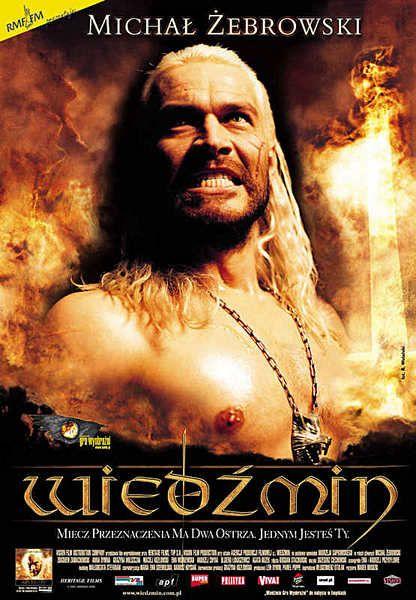 Wiedźmin *2001* [DVDRip.XviD.AC3 ] [PL]
