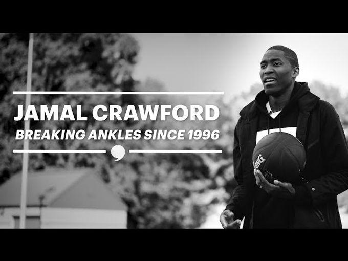 Jamal Crawford :我在球場上就像個Rapper