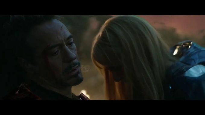 《終局之戰》被刪減片段,揭示一眾英雄向Ironman作最後致敬