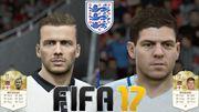 《FIFA17》最強二十五英人,Rating最強僅得84!?