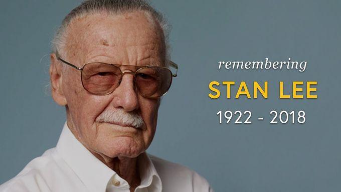 【突發】Marvel之父Stan Lee逝世