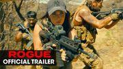《Rogue》預告片:前變形金剛女Megan Fox帶隊打獅子!