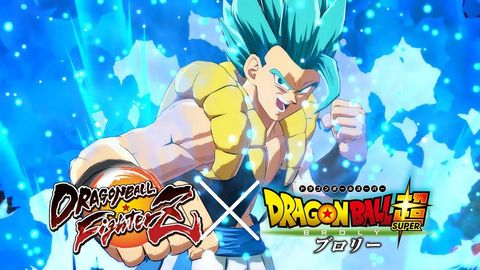 藍型態超級賽亞人「悟吉塔」 正式加入《Dragon Ball Fighter Z》
