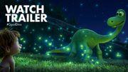 《恐龍奇兵》(The Good Dinosaur)最新預告片,彼思(Pixar)再一次發揮無窮...