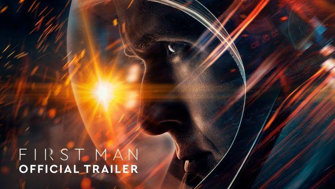 【安迪影評】<登月第一人> 細膩的感情描寫、登峰造極的視覺音效造就了一套近年不可多得的太空電影!