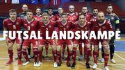 奇聞!丹麥擬派室內五人賽球員出戰國際賽