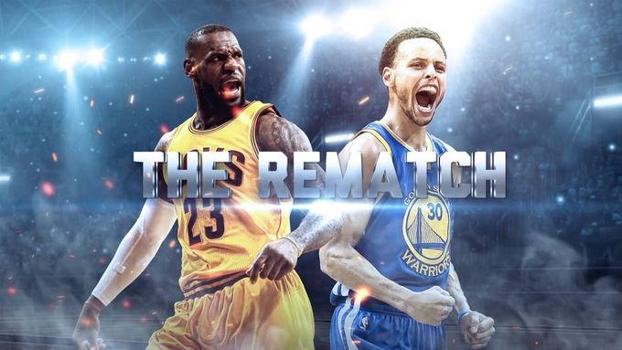 甲骨文的威力—Golden State Warriors & Cleveland Cavaliers