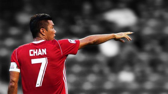 回顧香港最後一位球星 陳肇麒生涯高峰點滴