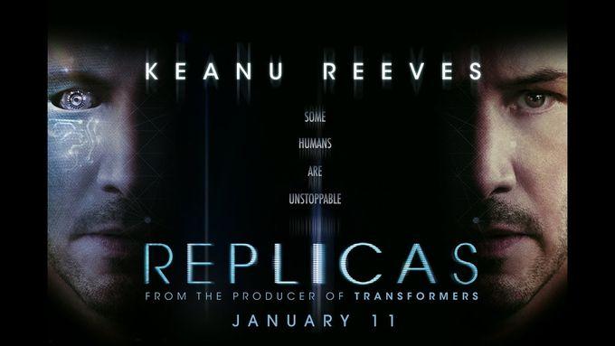 《Replicas》─ 違背那麼多自然法則,只是不想再失去你們