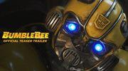 《大黃蜂》獨立電影預告登場,Optimus Prime復古現身!