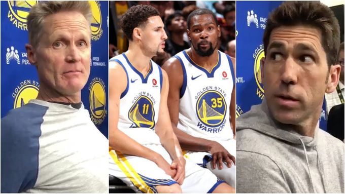 [Why not BOTH?] 探討勇士重簽Kevin Durant和Klay Thompson面對的難題