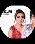 Sandrina feat. Iva Lola - Aisah Jamilah  (Official Lyric Video)