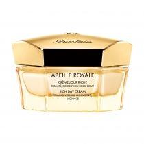 Creme Facial Dia para Peles Normais à Secas - Antirrugas - Abeille Royale