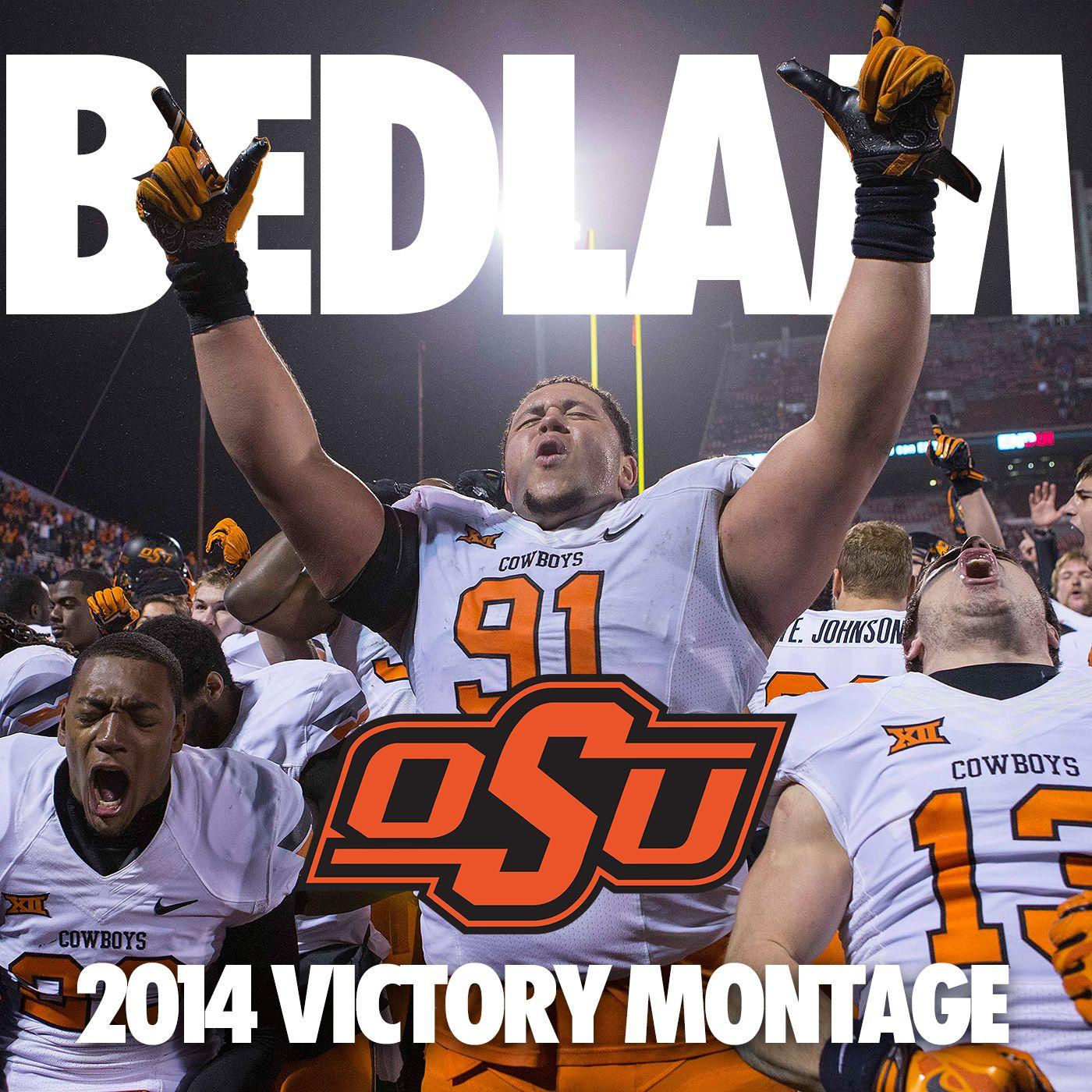 2014 Bedlam Victory Montage