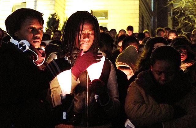 Ferguson and Forward:Moments & Movement Against Police Brutality