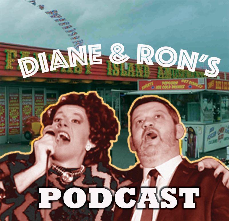 Diane & Ron's Podcast: Episode 1 16/02/15