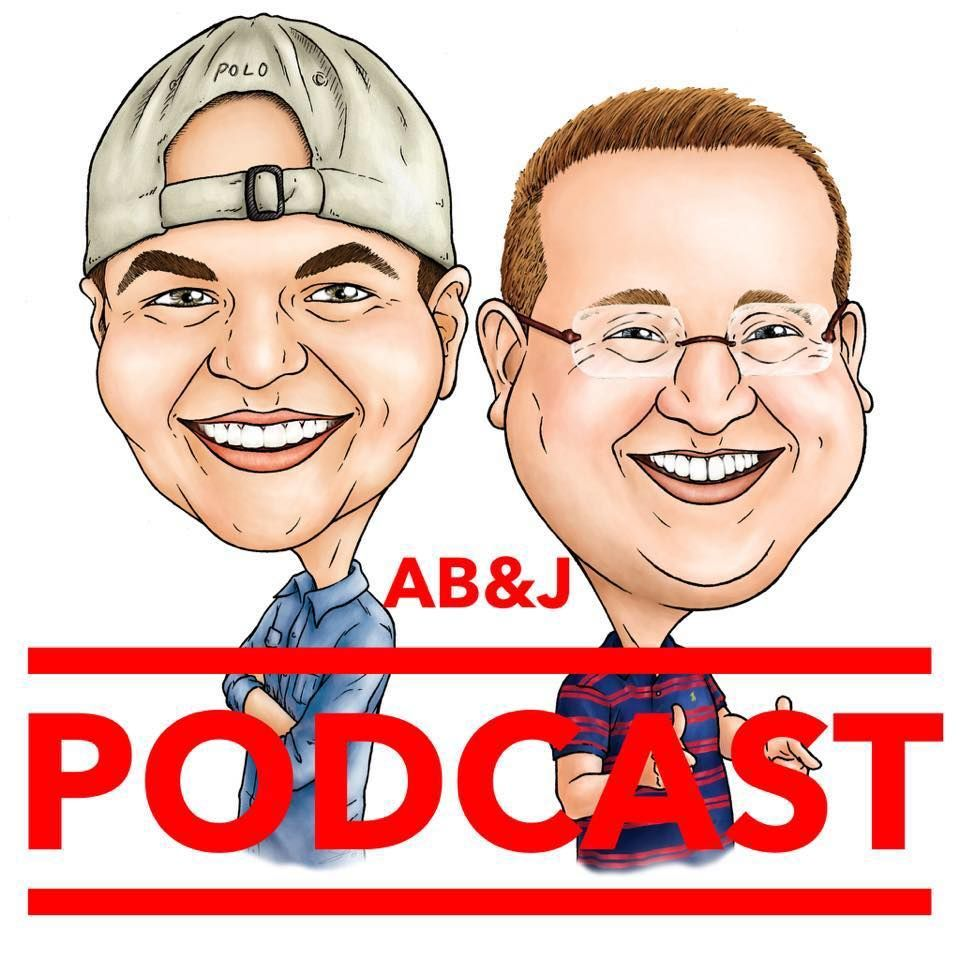 AB and J Pod - A lot of Football and A Great STAT BATTLE