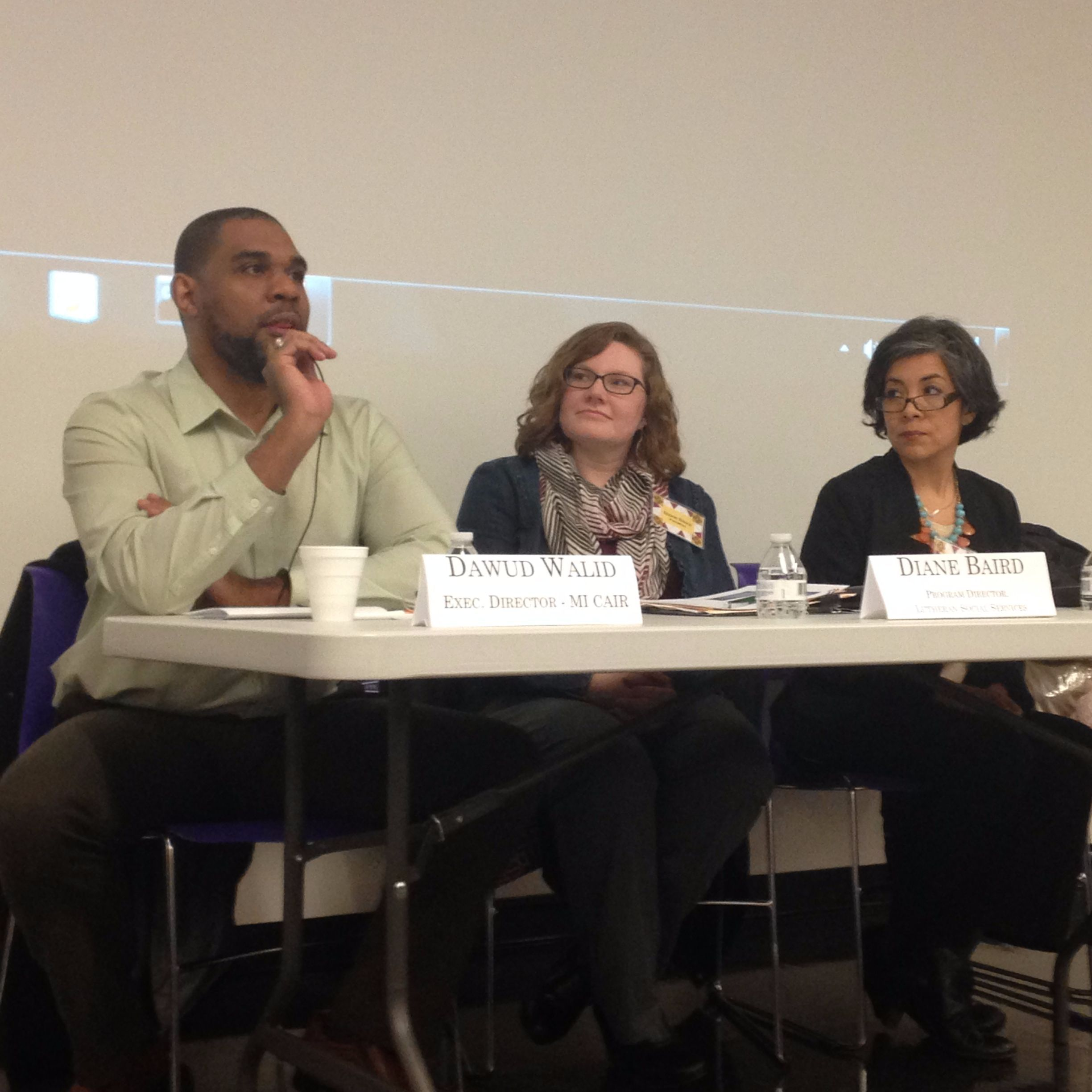 Martin Luther King Day Panel Discussion
