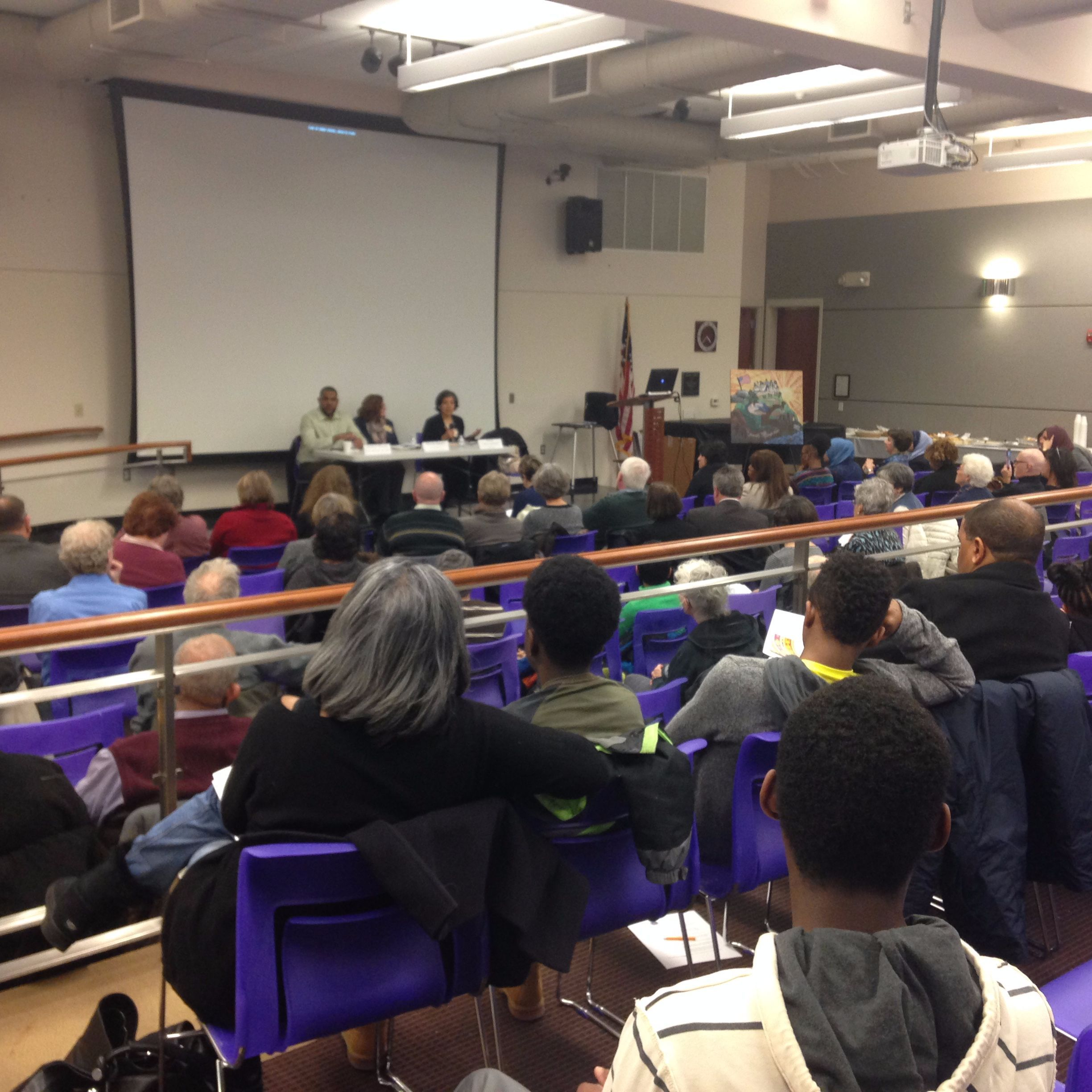 Martin Luther King Day Panel Discussion Q&A