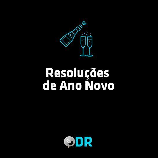 DR #10 - Resoluções de Ano Novo