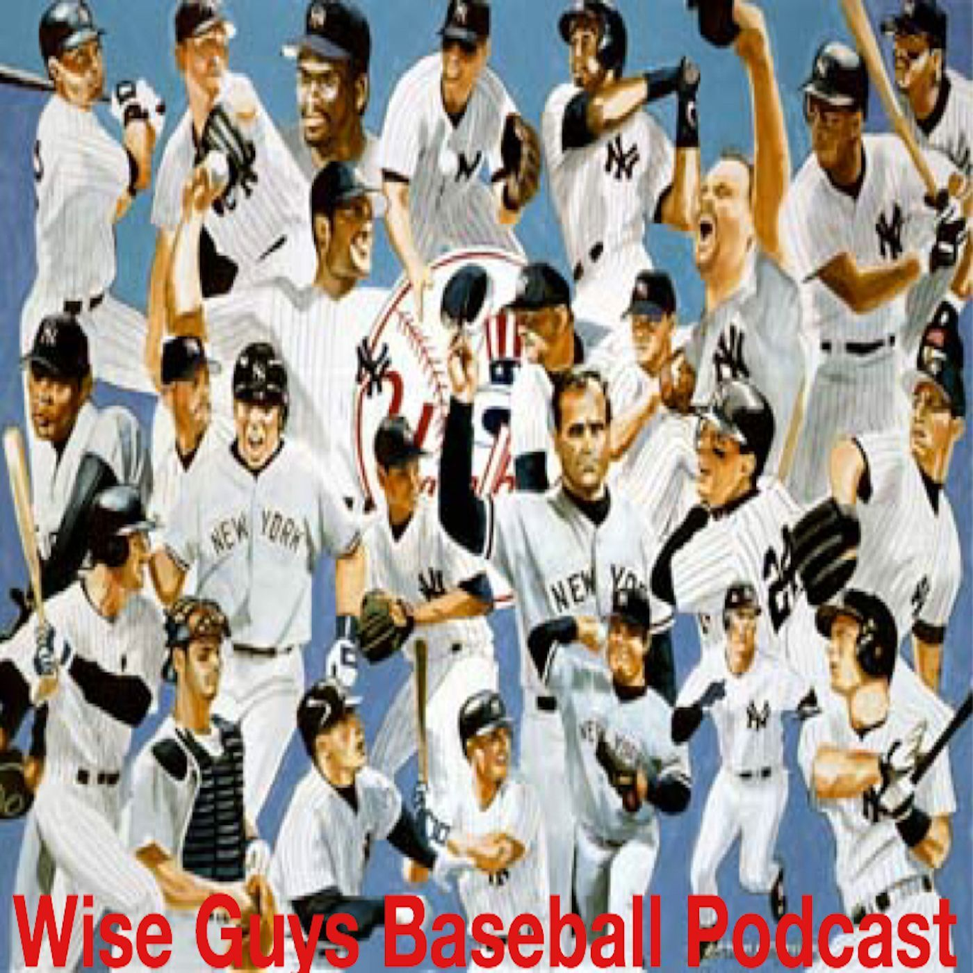 Ep. 5 Top Five Players in Baseball