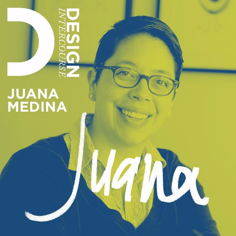Illustration with Juana Medina