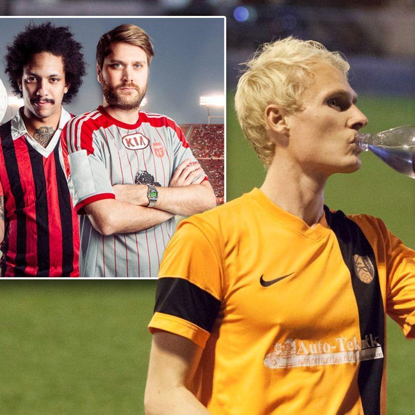 Heia Fotball-gutta hetser WK-profil