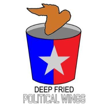 DEEP FRIED POLITICAL WINGS