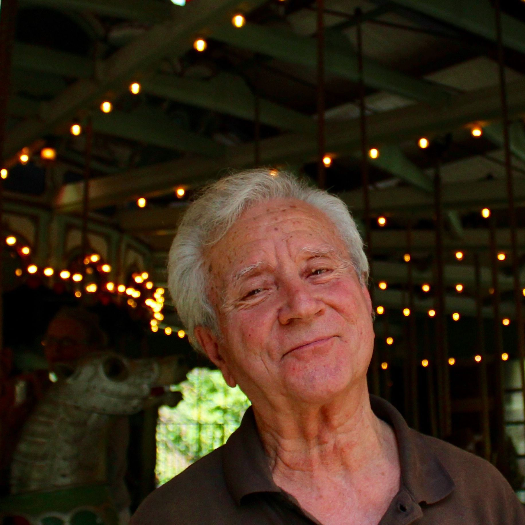 PODCAST: Prospect Park's Carousel Master Retiring After 26 Years on Job