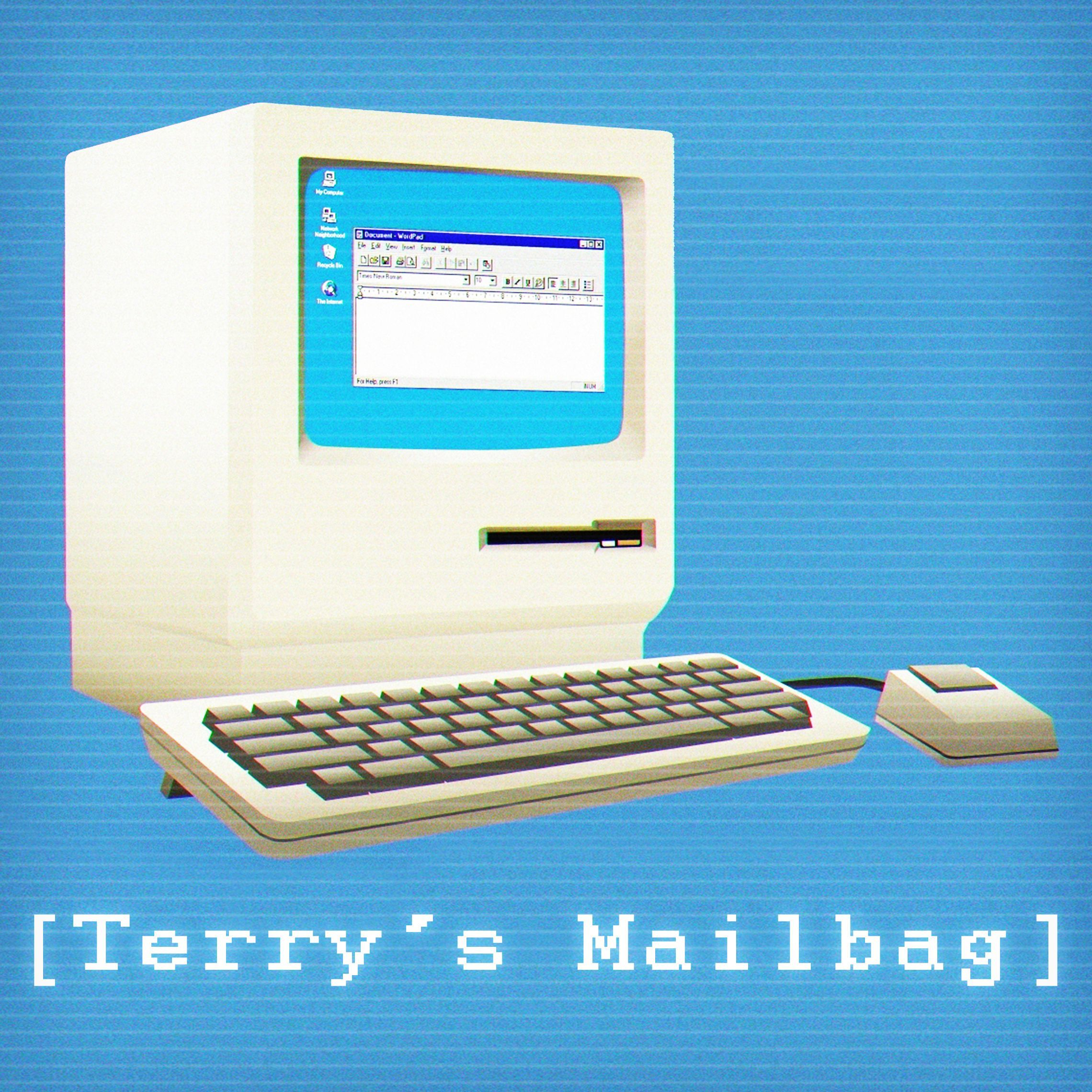 Terry's Mailbag! - 001