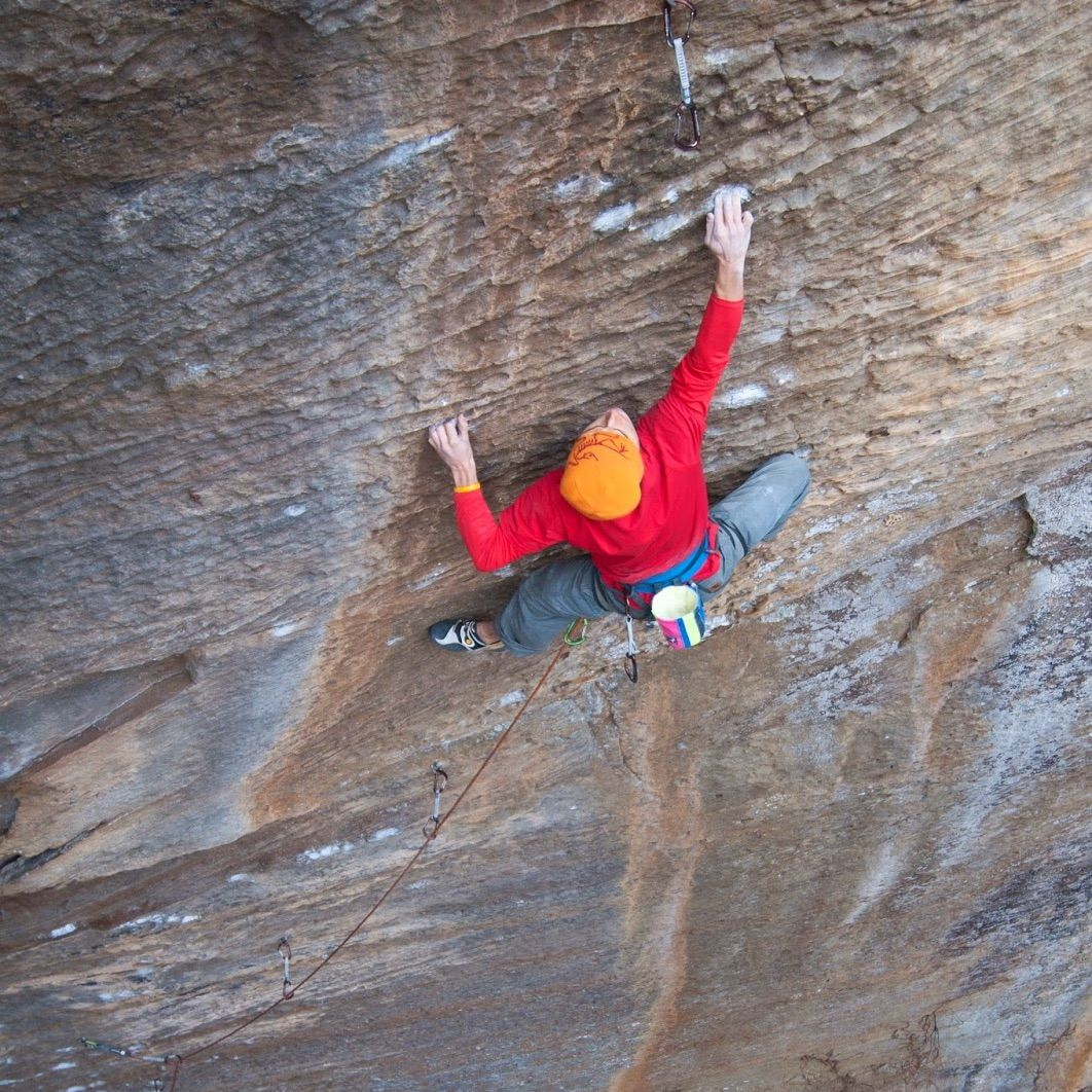 JONATHAN SIEGRIST 'One of America's Most Prolific Rock Climbers!'