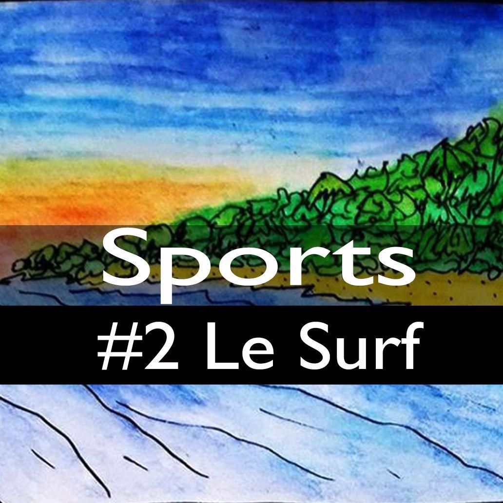 Sports #2 Le surf
