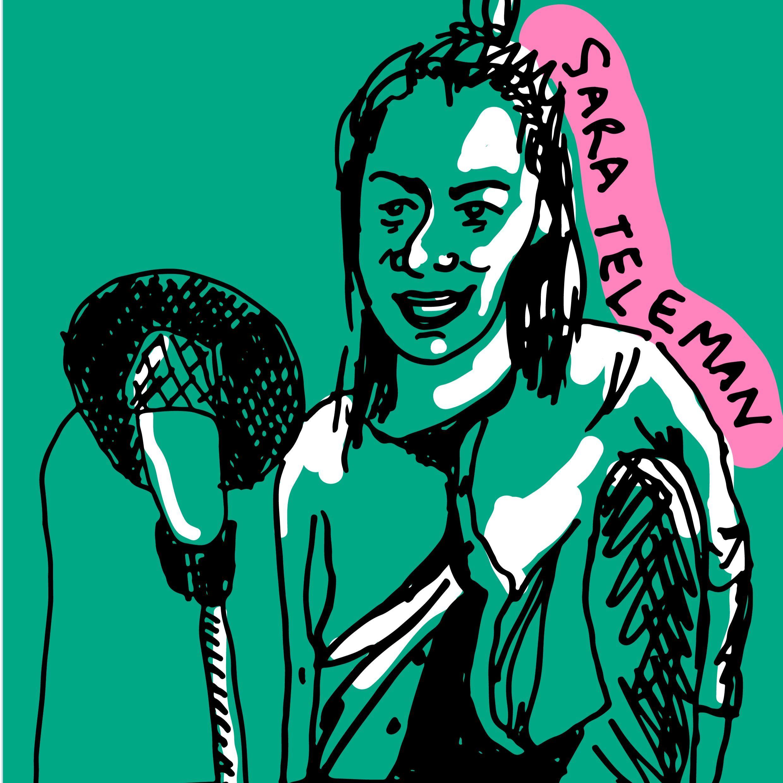 Sara Teleman - Illustratör och författare