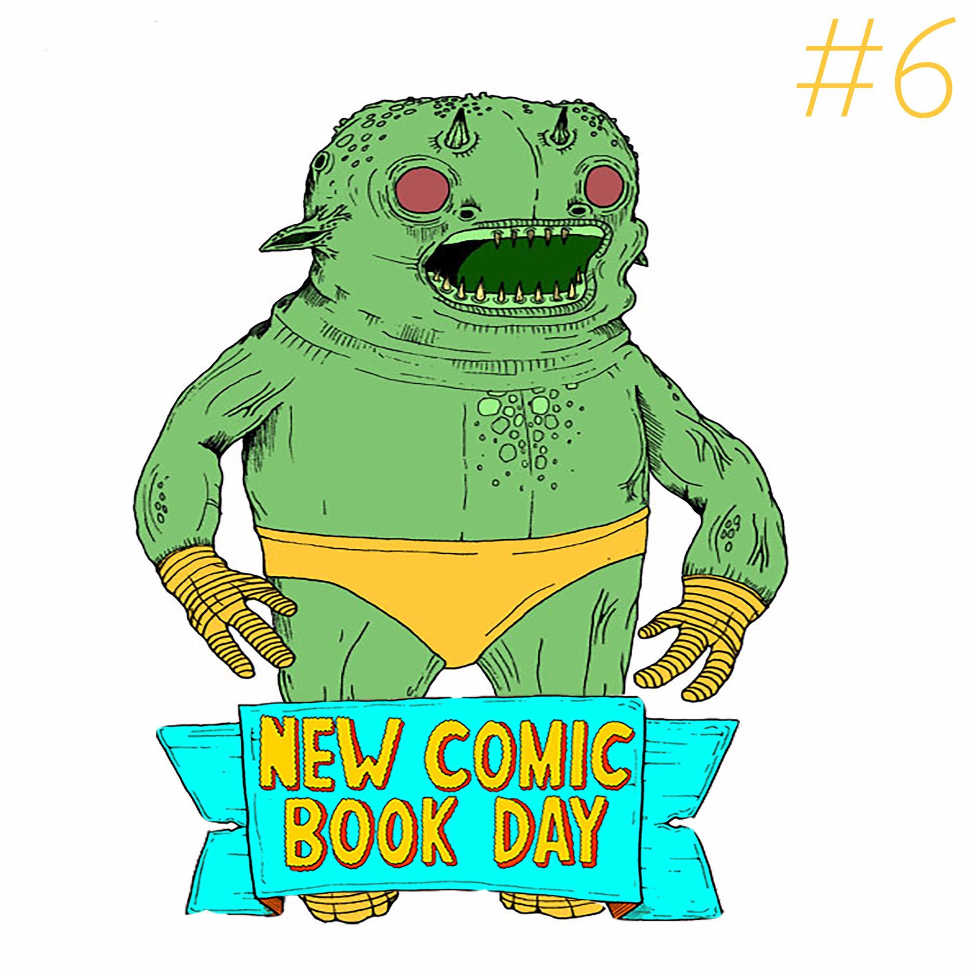 Issue #6: Jesse Hedman, Tank Girl, and Weed