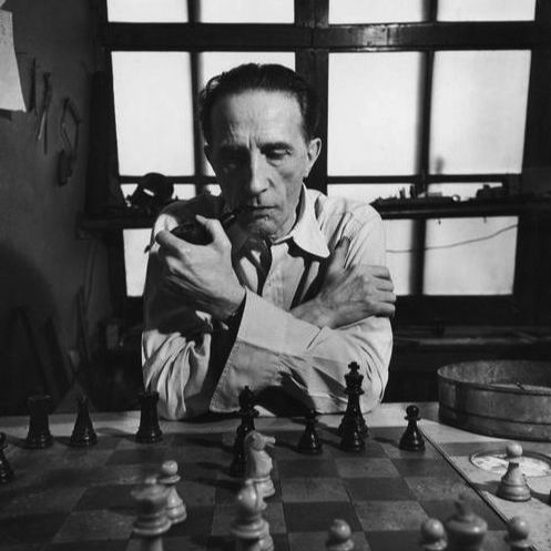 12 Minutes with - Marcel DuChamp