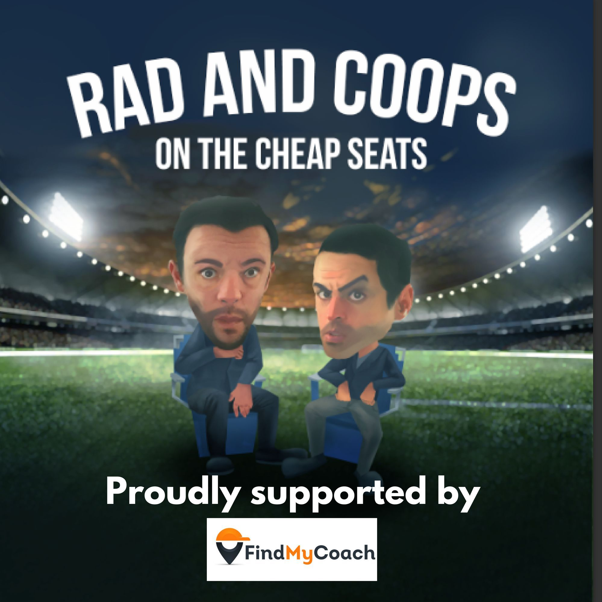Episode 3 - 6/06/2017 - Finals Breakdowns, The Punters Pavilion, NRL and lots more!