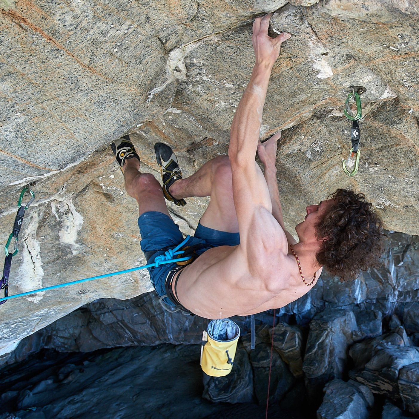 ADAM ONDRA - Exclusive Interview on 'Silence' The World's Most Difficult Climb 9c/5.15d