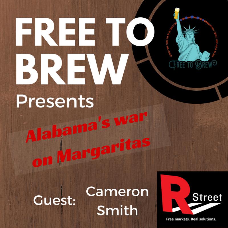 Alabama's War on Margaritas- FTB 52- 08/04/2017