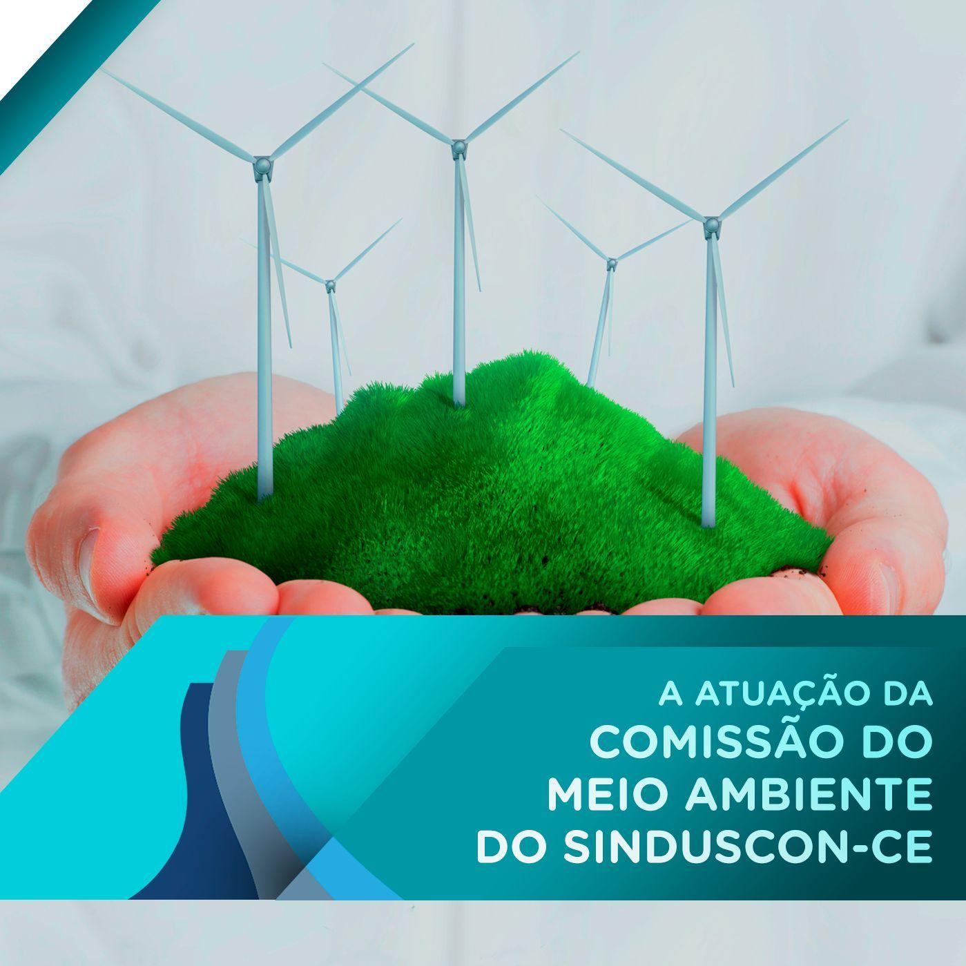 SindusconNoAr09 - CMA: Comissão do meio ambiente.