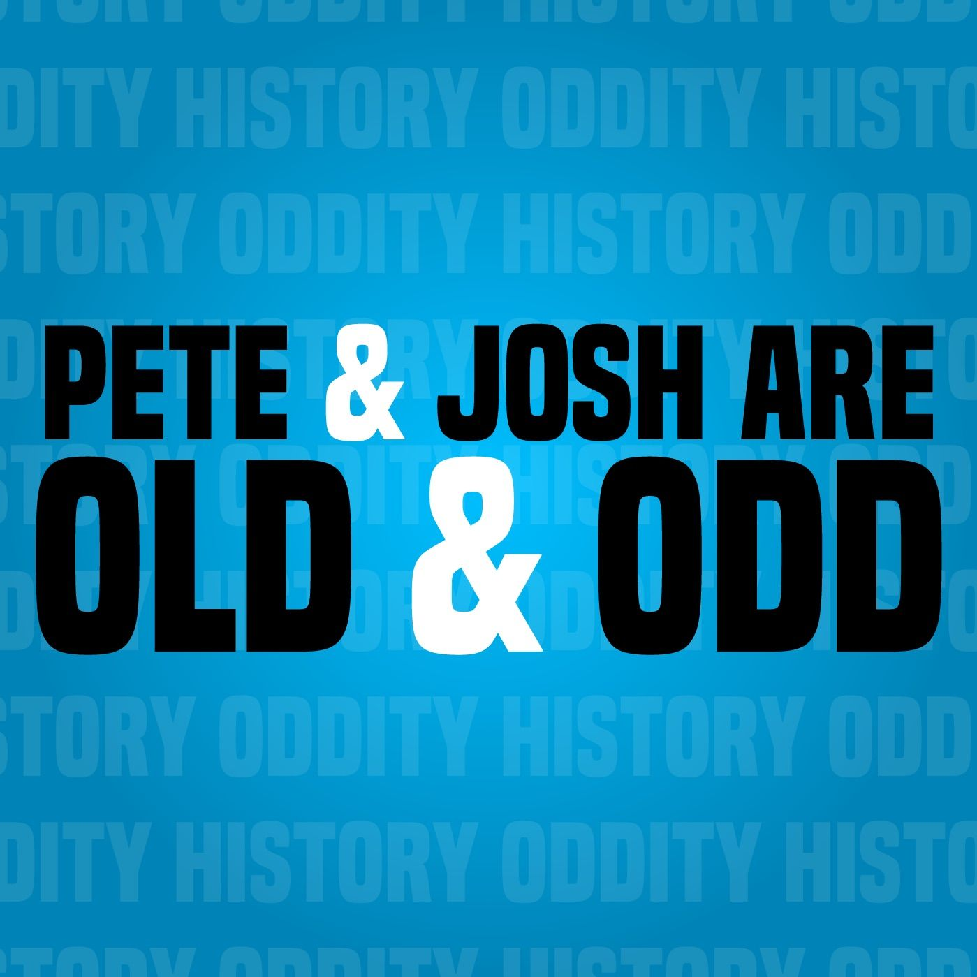 Pete & Josh are Old & Odd - Episode 1: Titanic Thompson and the Fast Food World Tour