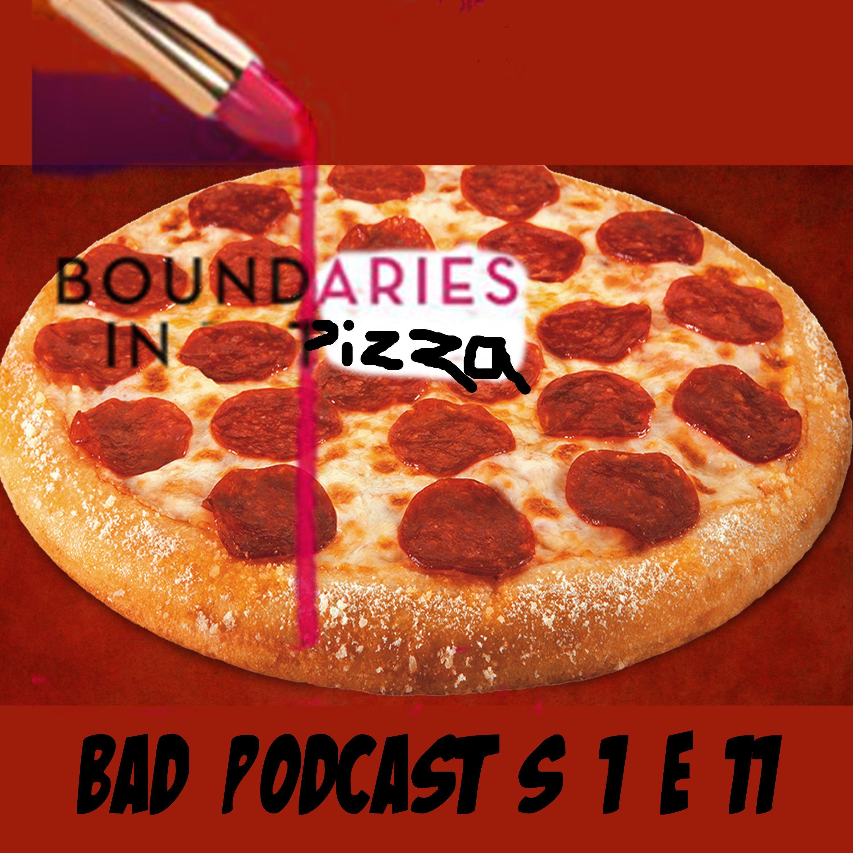 Boundaries In Pizza