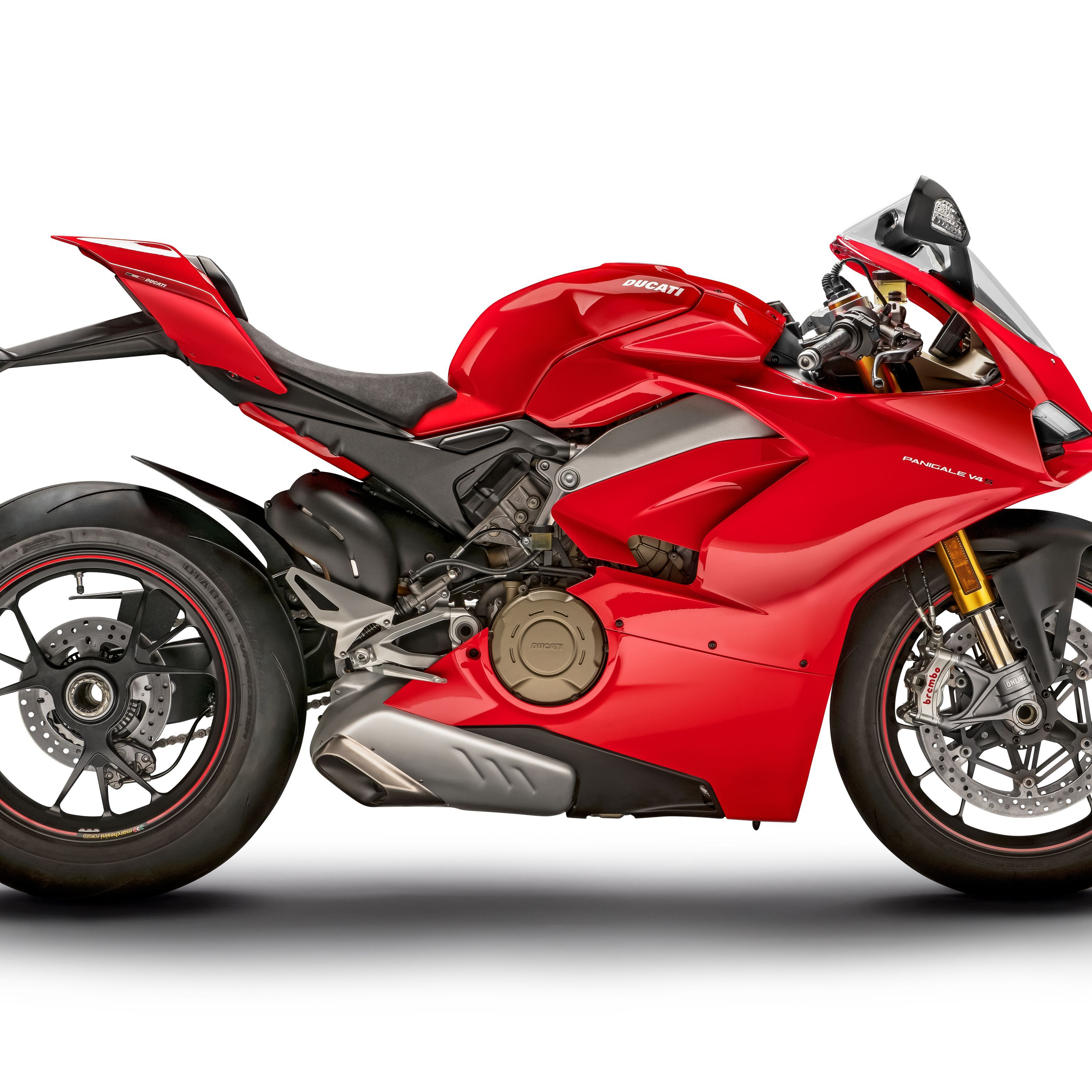 Episode 1 - Ducati Panigale V4 S Press Launch