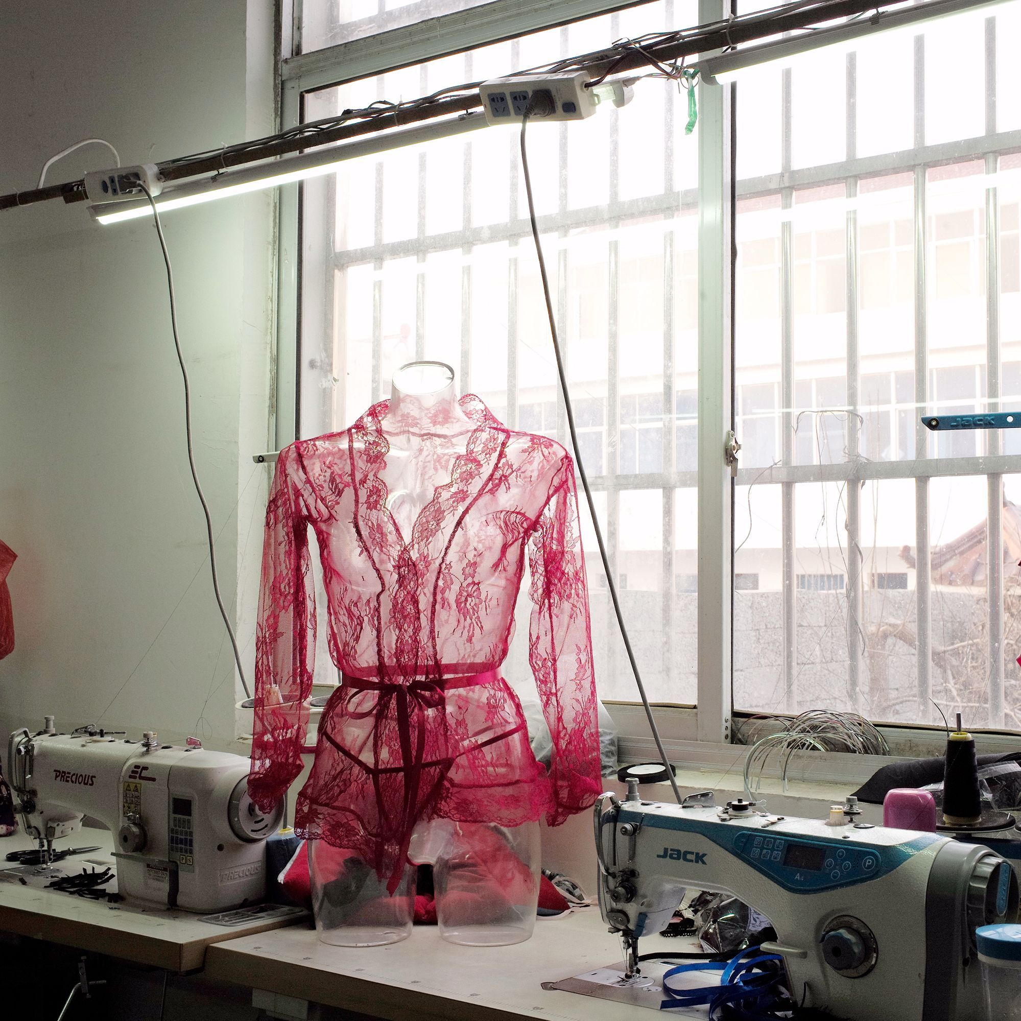 Diving Into China's Underwear Drawers