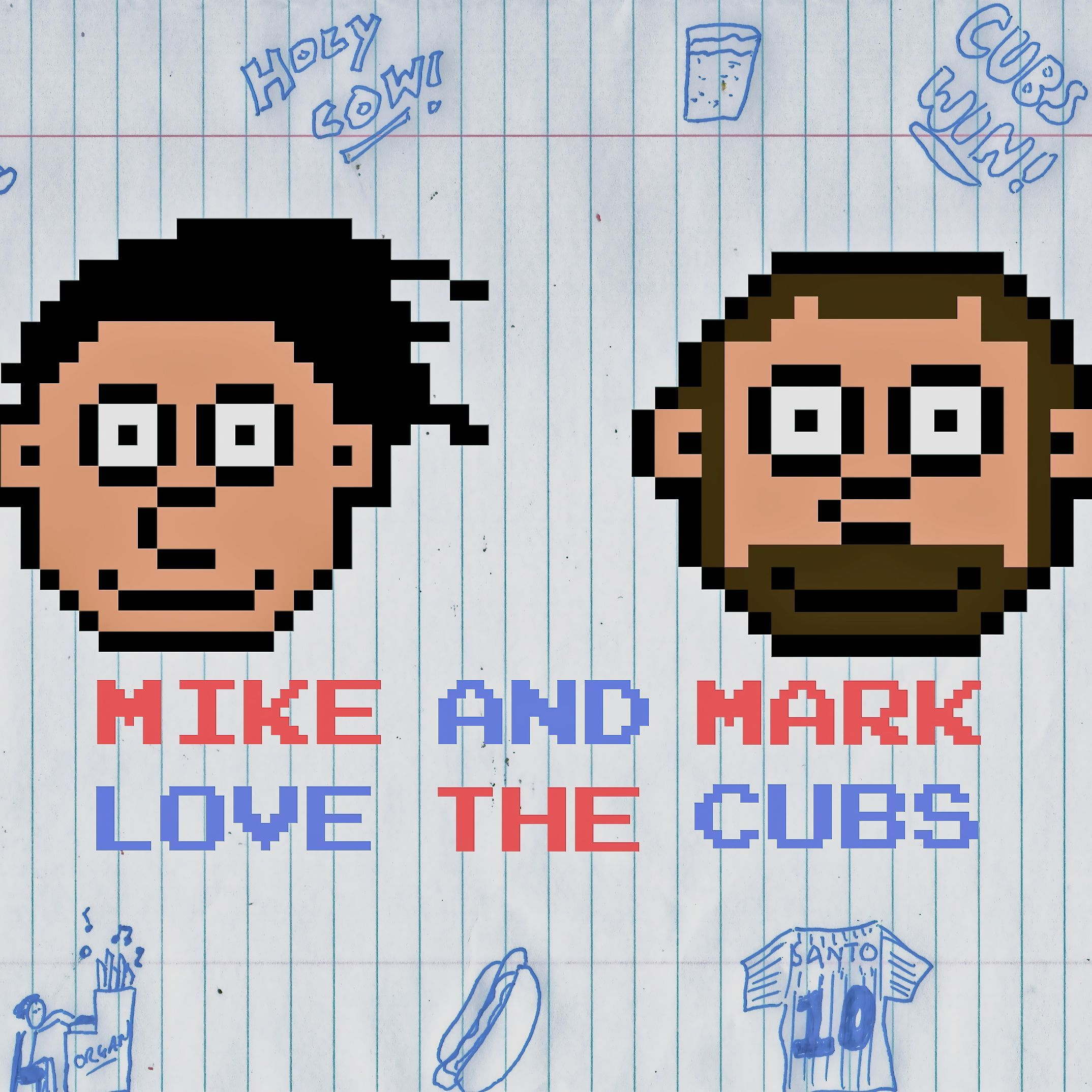 Season 2 Premiere! SPOILER: Mike and Mark STILL Love The Cubs!