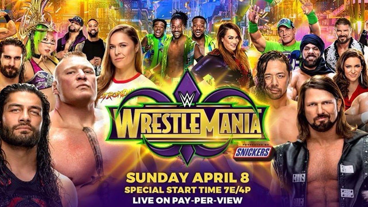 WWE WrestleMania 34 Predictions: Ronda Rousey Debuts, Daniel Bryan Returns