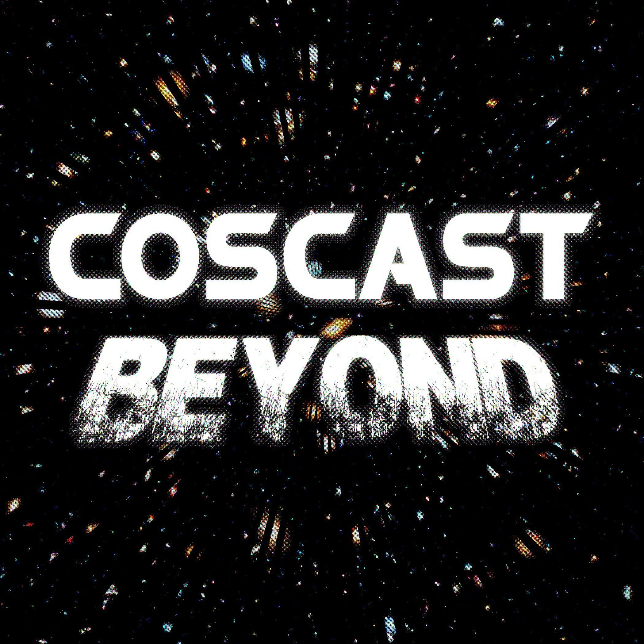 """CosCast Beyond Presents: """"Paranormaromicon"""""""