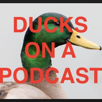 Ducks on a Podcast - Hatt Riggs and the Glove Nub