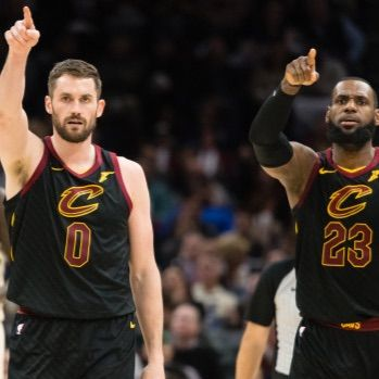 Cavs are back
