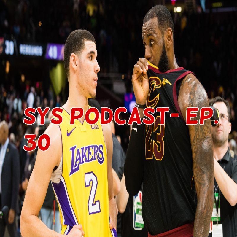 NBA Free Agency/Draft- Ep. 30