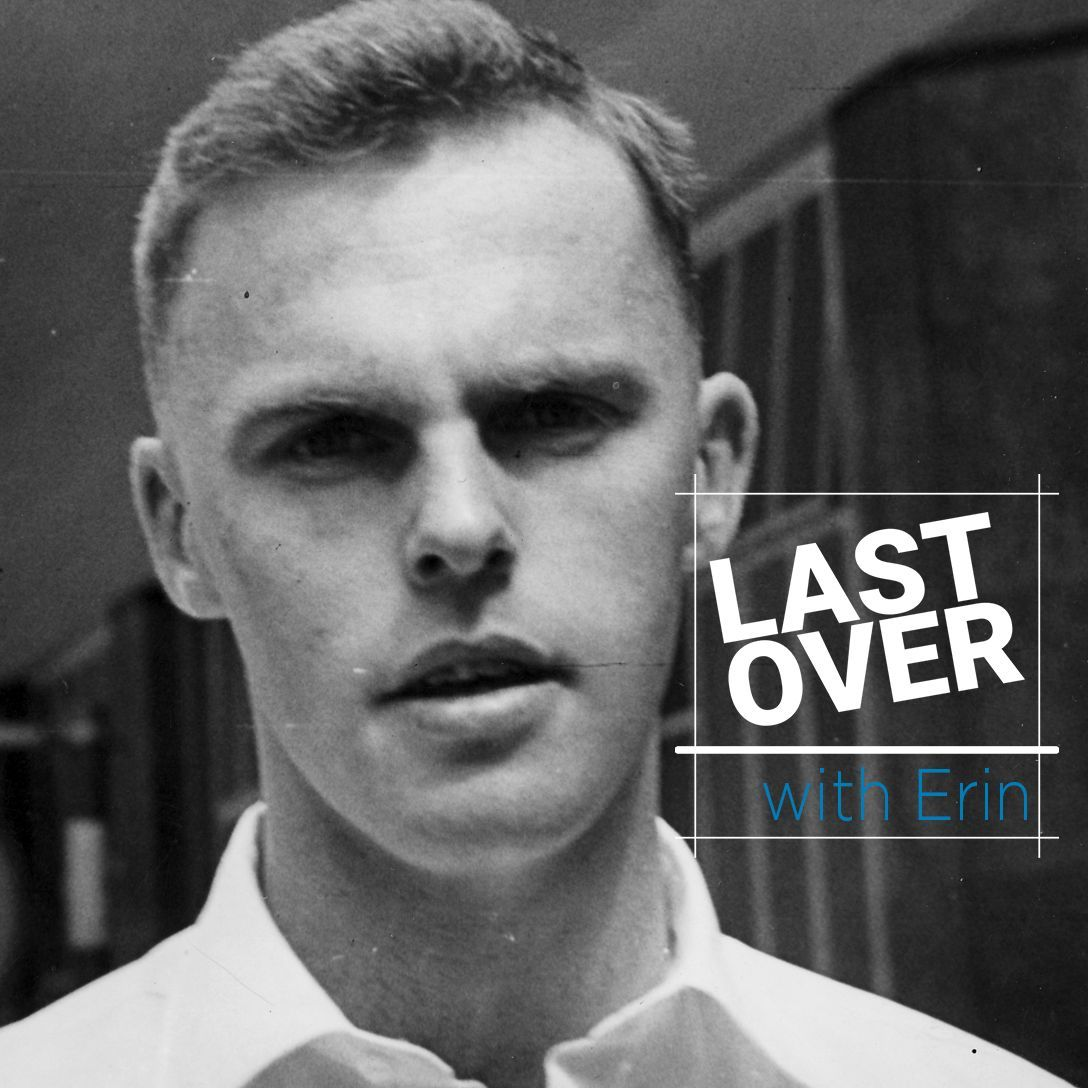 Last Over With Erin: John Sparling